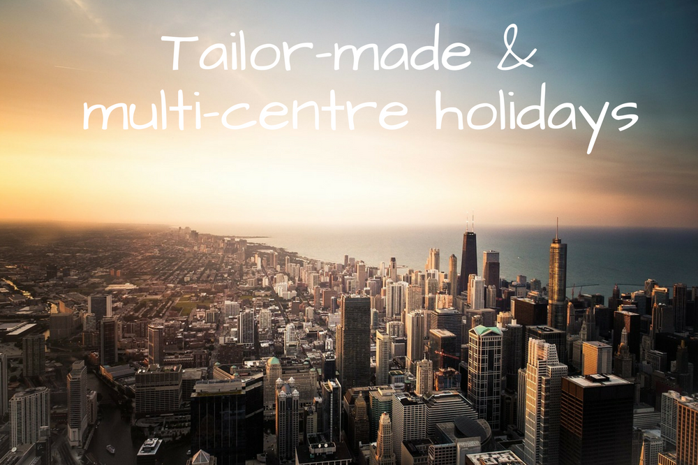 Tailor-made and multi-centre